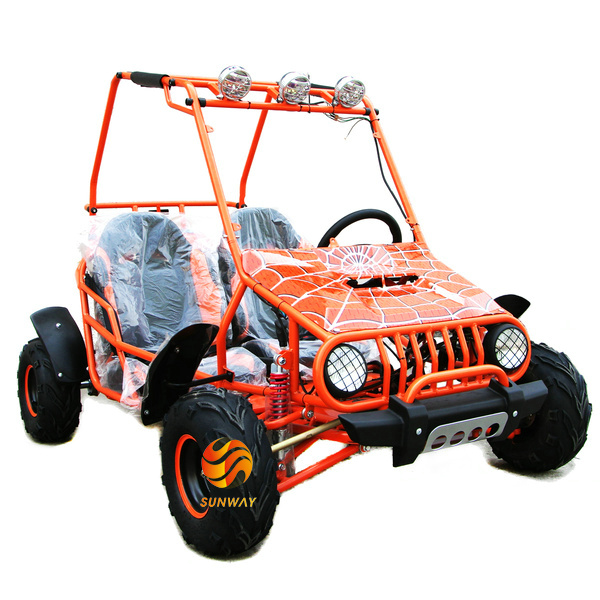 110cc 125cc Buggy Go Kart for Kids and Teenager With CE