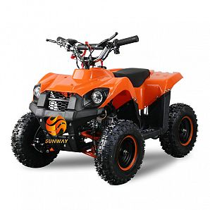 New Model Mini Quad ATV 2-Stroke 49CC for Kids