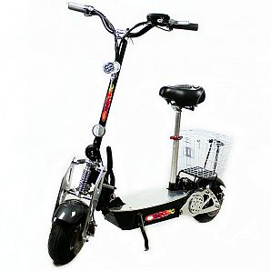 High Speed Foldable EEC Electric Scooter 800 Watts With Seat