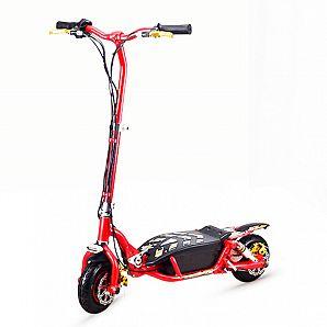 Sunway New Model 24V 300W Brush Motor Electric Scooter for Kids