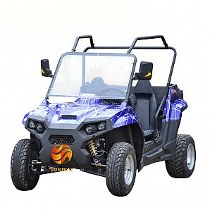 Sunway 1500W 3000W Electric Farm ATV UTV with Shaft Drive