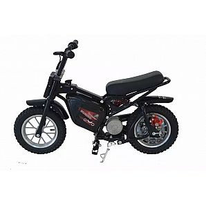 Supermarket Standard Electronic Scooter 250w 2 Wheel Mobility Scooter