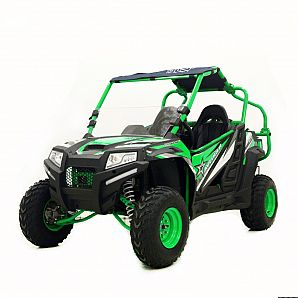 Sunway Newest High Quality China Gas 150cc UTVs 4x2