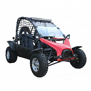 New Model Off-Road Hydraulic Brake Cheap Gas Powered Go Karts for Adult
