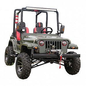 Sunway 150cc Mini Jeep 4-Stroke 4x2