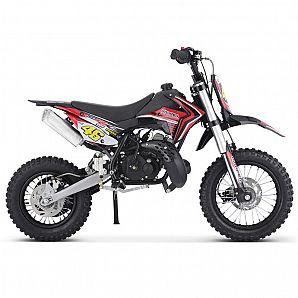Sunway 50cc 2 Stroke Kick Start Mini Dirt Bike DB709(B)