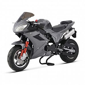 Sunway 49cc Mini Gas Pocket Bike,2-Stroke 44-6 Engine