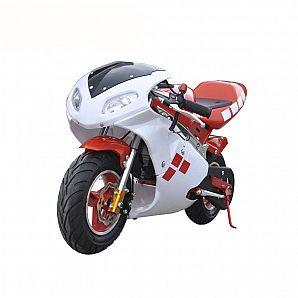 Sunway Super Bike 2 Stroke Pocket Bike 49cc Engine for Kids