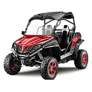 CFMOTO 4WD 800cc SSV Side by Side ZFORCE800EX EPS for Sale