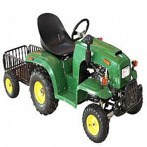 Sunway 110cc 4-Stroke Mini Toy Tractor for Kids
