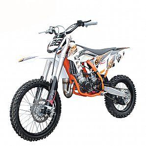 Sunway 2-Stroke 85CC 25HP Dirt Bike Off-Road Bike