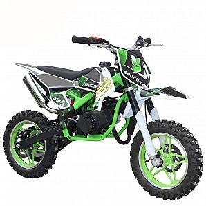 Mini Dirt Bike 2-Stroke 49CC Cross Bike Off-Road Bike for Kids
