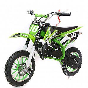 Sunway Mini Cross Bike Dirt Bike 49cc 2-Stroke for Kids