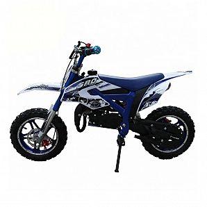 Sunway Mini 49cc 50cc Pull Start And Electric Start Gas Powered 2stroke Dirt Bike