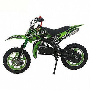 Sunway 2-Stroke 49Cc Apollo Mini Motorcycle Cross Bike For Kids